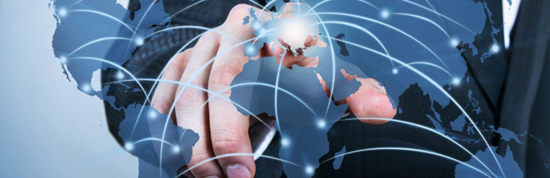 بازاریابی بین الملل آنلاین